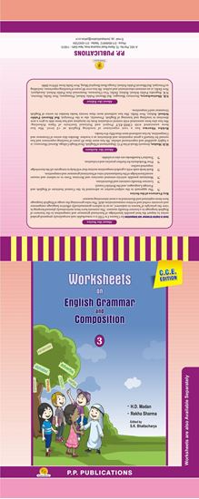 Picture of English grammar-WS-3